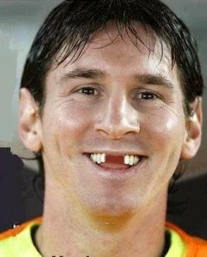 Messi Ompong
