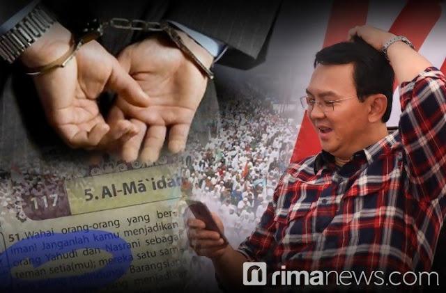 Denny JA : Jika Ahok Bebas, Akan Ada Gerakan yang Lebih Besar. : kabar Terhangat Hari Ini