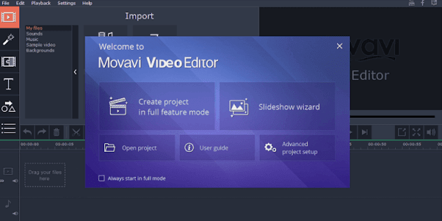 تحميل وتفعيل برنامج Movavi Video Editor عملاق تعديل وتحرير الفيديو