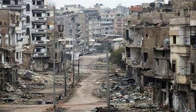 تعرف علي ما قاله الرسول صلي الله عليه وسلم عن الحرب في الشام وعن موعد أنتهاء هذه الحرب