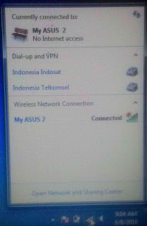 Connect android ke pc