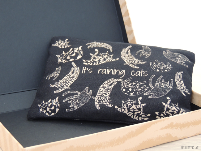 beautiful box au feminin beaute it's raining cats avis test