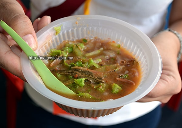 Penang Asam Laksa Photo