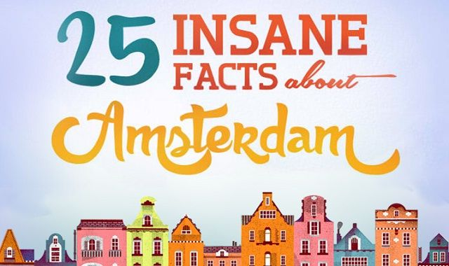 Image: 25 Insane Facts About Amsterdam