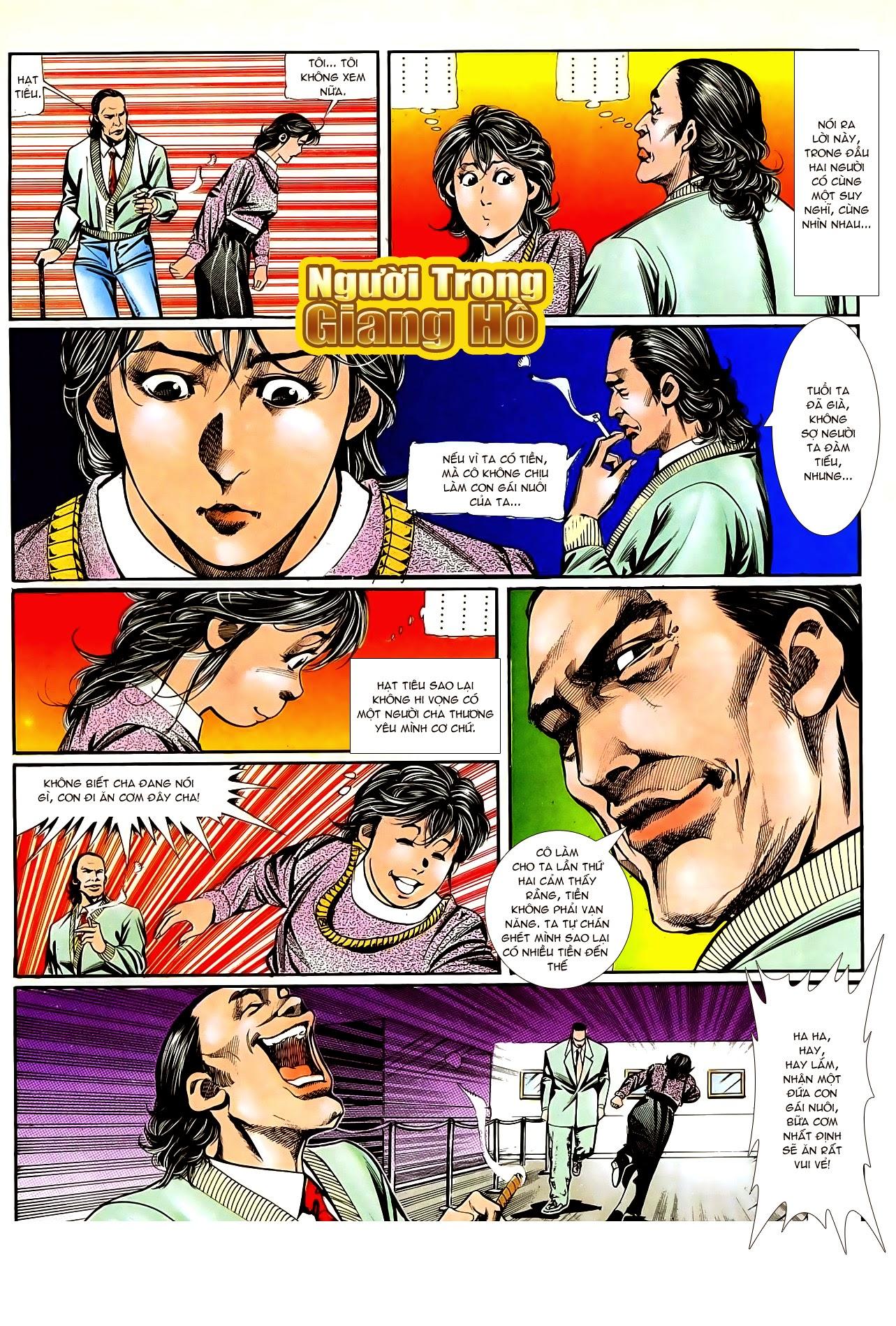 Người Trong Giang Hồ chapter 87: chống lưng của a khôn trang 14