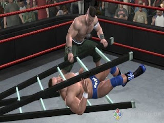 WWE Smackdown VS Raw 2008 Game For PC Free