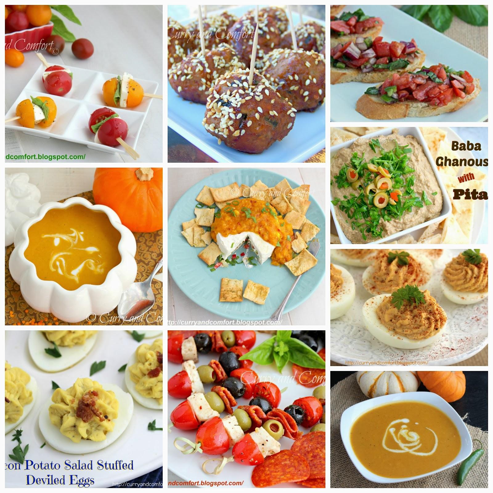 Kitchen Simmer: Thanksgiving Menu Round Up