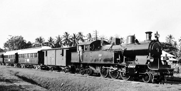 Perkembangan transportasi darat Indonesia sejak zaman penjajahan