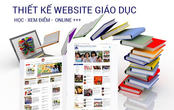 Dịch Vụ Thiết Kế Website Giáo Dục Quận 9