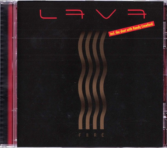 LAVA - Fire [digitally remastered +1 / First Time on CD] (2015) full