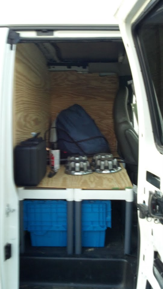 Bradley S Blog Introduction To Expediting Cargo Van And