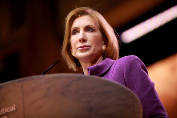 惠普前執行長菲奧莉娜想選美國總統