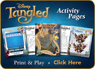 free tangled activities