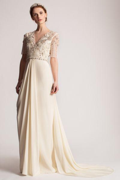 vestidos para bodas de noche