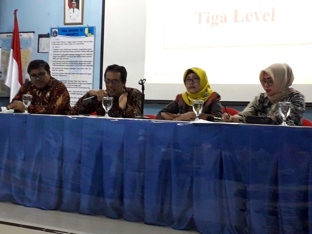 Kegiatan MGMP Bahasa Indonesia 2019