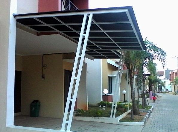Model  Desain Kanopi Rumah  Minimalis Terbaru dan Terlengkap