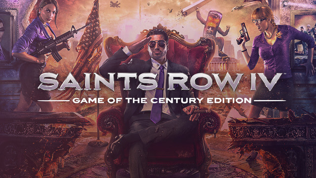Game Saints Row 4
