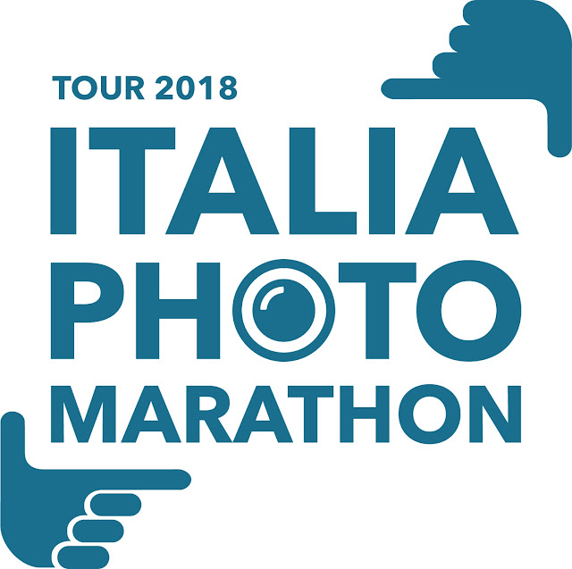 Il logo di Italia Photo Marathon 2018