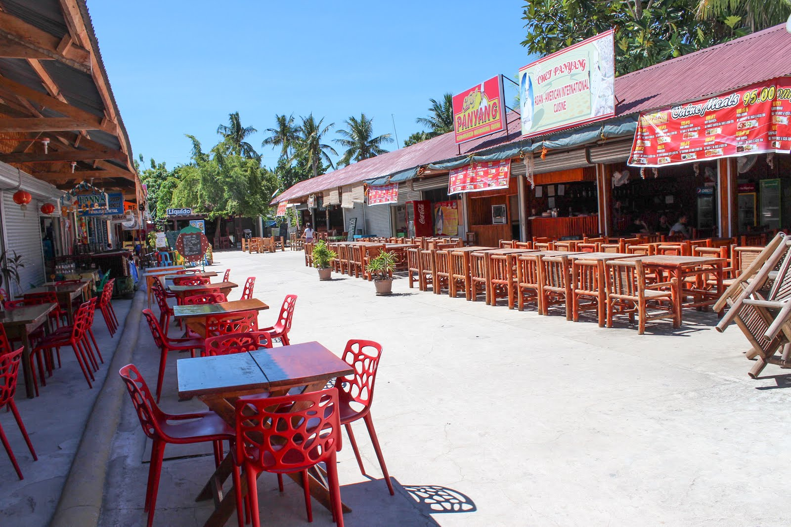 Bantayan Philippines where to eat