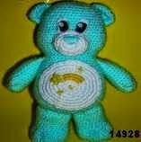 patron gratis oso amoroso amigurumi, free pattern amigurumi love bear