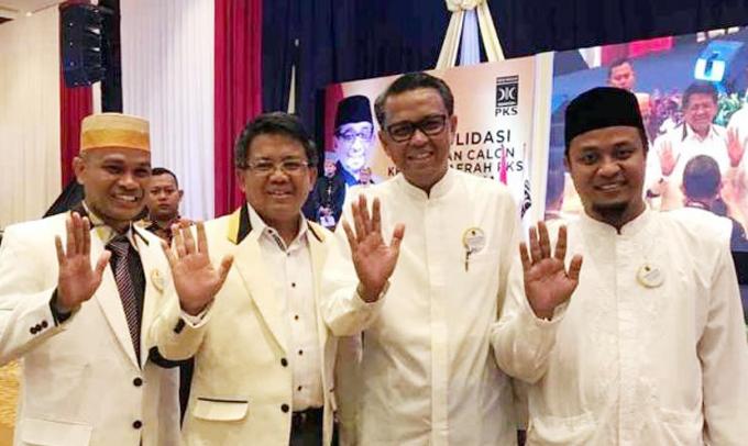 Resmi Diusung PKS, Ini 6 Poin Pakta Integritas yang Ditandatangani NA-ASS