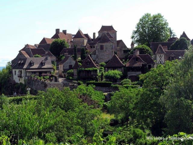 Loubressac, Midi-Pyrénées, Francia