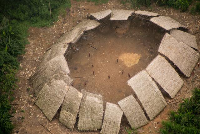 Masyarakat Mixihatetema Suku Yang Terisolasi Di Pedalaman Hutan Amazon