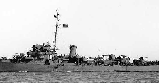 Destroyer escort england