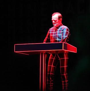 Fotografía de Kraftwerk en Roskilde Festival 2013