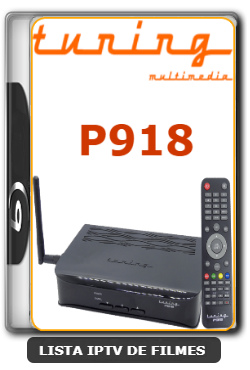 Tuning P918 Nova Atualização Melhorias No SKS, IKS e VOD ON V1.59 - 16-02-2020
