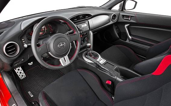 2016 Scion FR-S Turbo Space