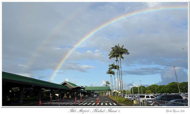 Hilo Airport: Mahalo Hawaii