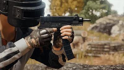 Senjata Baru :  Scorpion