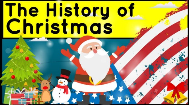 History of Christmas in America