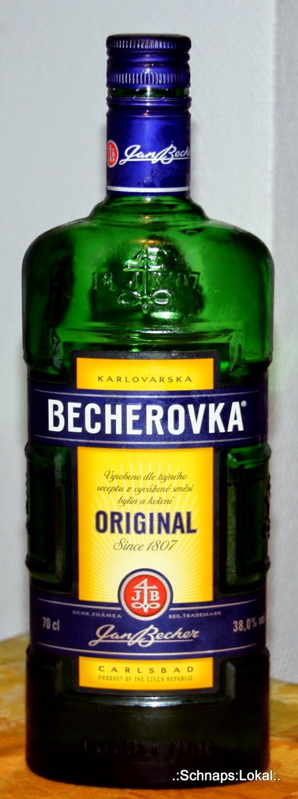 Schnaps Tschechien