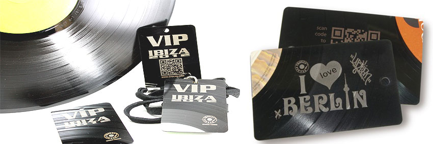 Troxxy Vinylz Accessoires Aus Recycelten