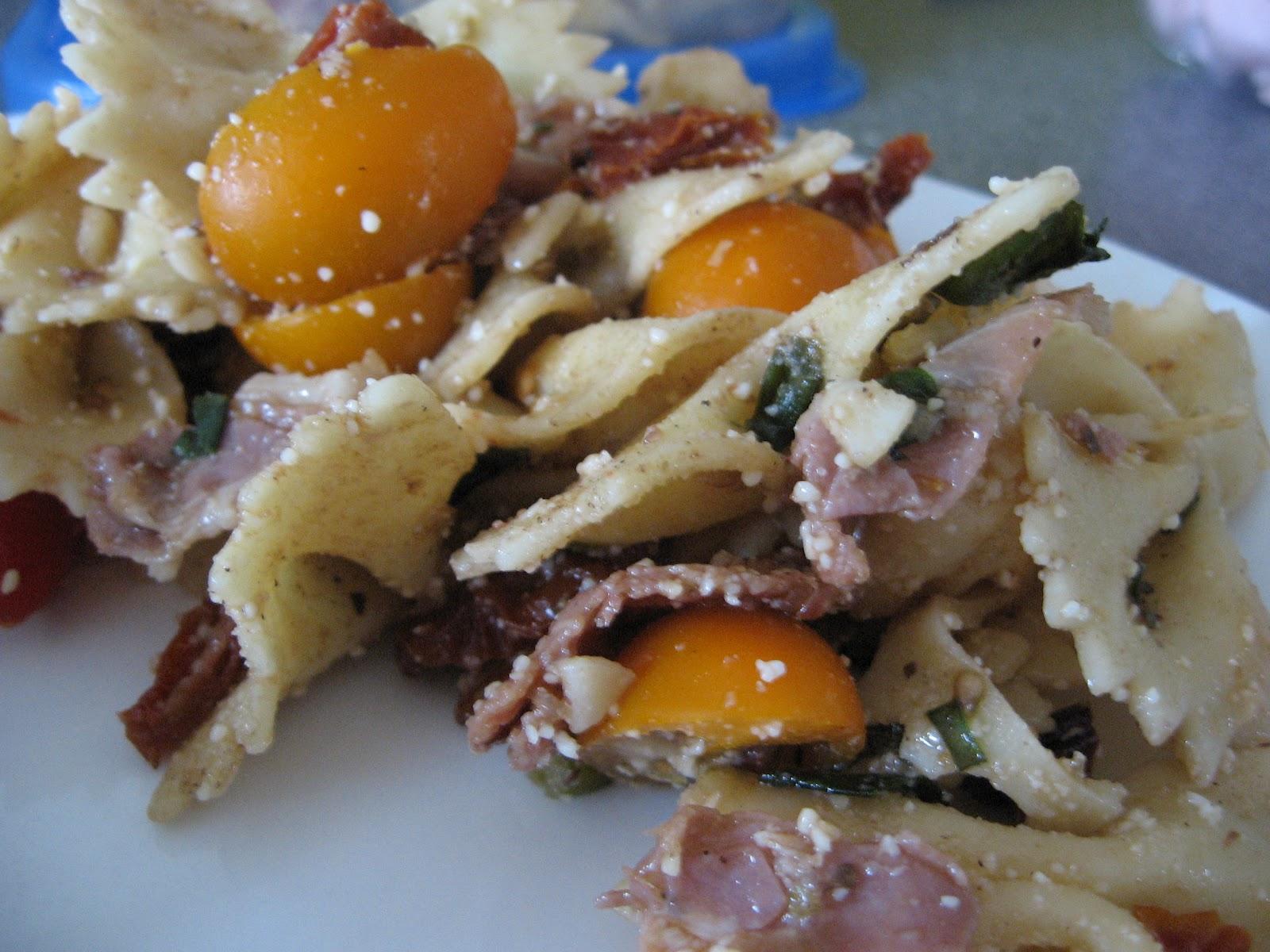 Ma Cuisine Passion Salade De Pates A L Italienne