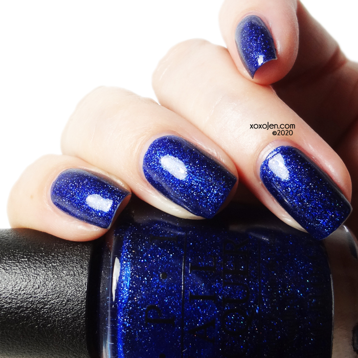 xoxoJen's swatch of OPI: Give Me Space