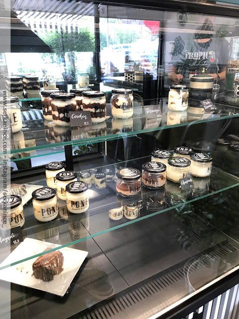 Pone Desserts & Coffe ankara
