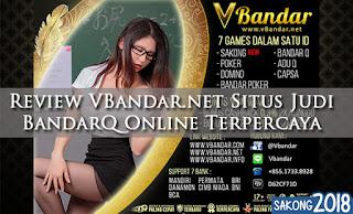 Review VBandar.net Situs Judi BandarQ Online Terpercaya