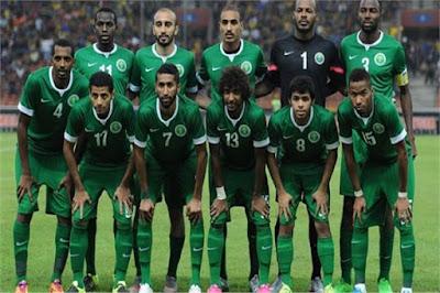 موعد مباراة السعودية وروسيا في افتتاح مباريات كاس العالم 2018 والقنوات المفتوحة الناقلة
