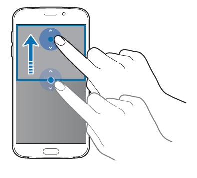 Galaxy S6 opzioni modalità multischermo