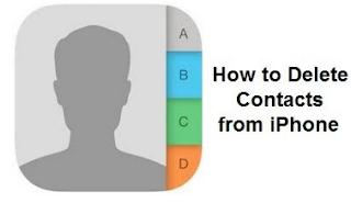 Bagaimana Cara menghapus kontak dari iPhone 6, 5s, & 4? Inilah Caranya