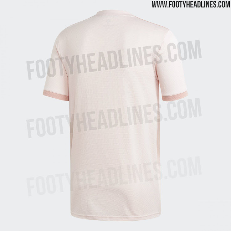 6dcee972f Manchester United 18-19 Away Kit Released - Footy Headlines