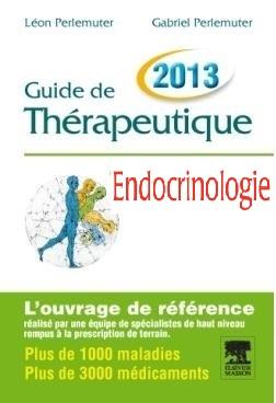 Thérapeutique  - Endocrinologie
