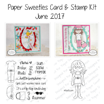 June/July Paper Sweeties Kit