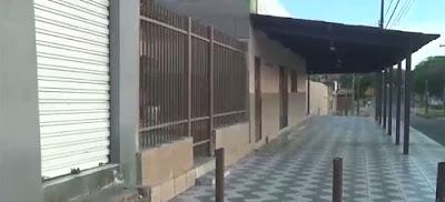 Casal é assassinado a tiros na calçada de bar em Campina Grande