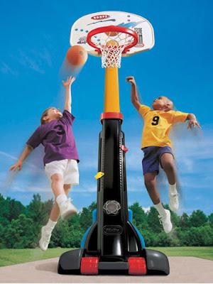 Cách chơi bóng rổ trẻ em như thế nào?
