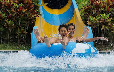 Kolam Renang Citra Grand Mutiara Waterpark Jogja
