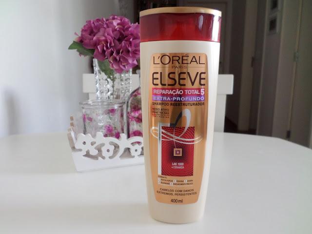Elseve Reparação Total 5 Extra-Profundo shampoo